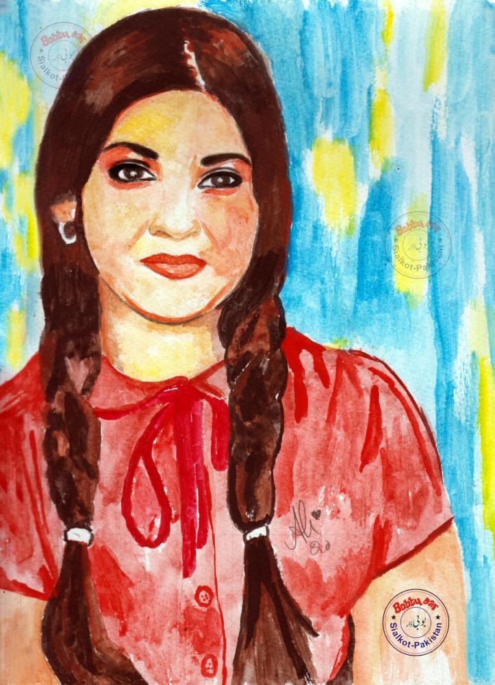 Nazia Hassan par bobbydar01@gmail.com